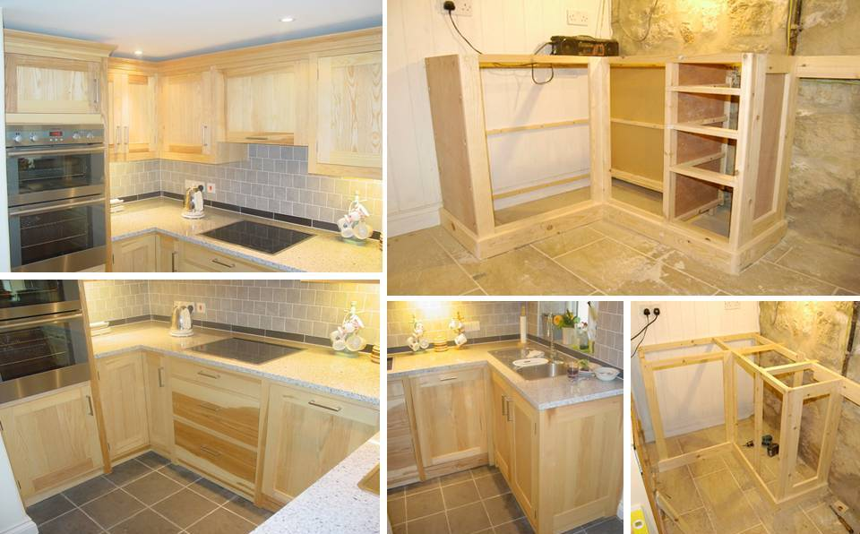 diy build your own kitchen cabinets 161 descubre c 243 mo se construy 243 esta cocina hechas de pallets 14881