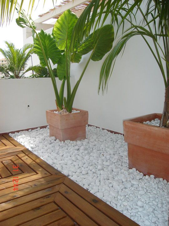 Incre bles ideas para decorar tu jard n piedras ideas for Decorar jardines con piedras y madera